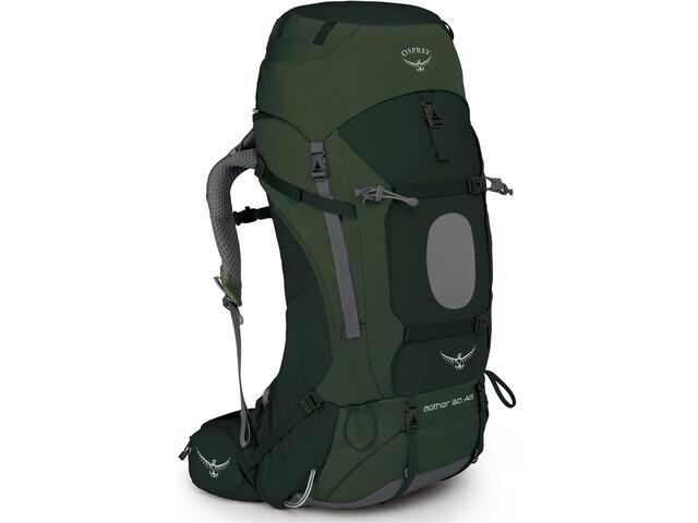 Osprey Aether AG 60 Backpack Herren adriondack green
